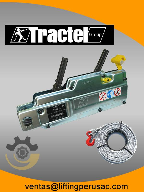 Tirfor Tractel
